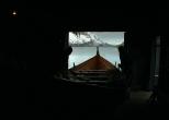 Misvær Marit, Misvaer Marit, Nordlandsbåt, Nordlandsboat, classic boat, boathouse, naustet, wanggaard, 1