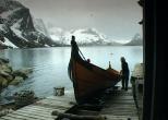 Misvær Marit, Misvaer Marit, Nordlandsbåt, Nordlandsboat, classic boat, wanggaard, 2