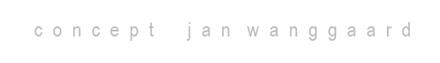 Concept Jan wanggaard